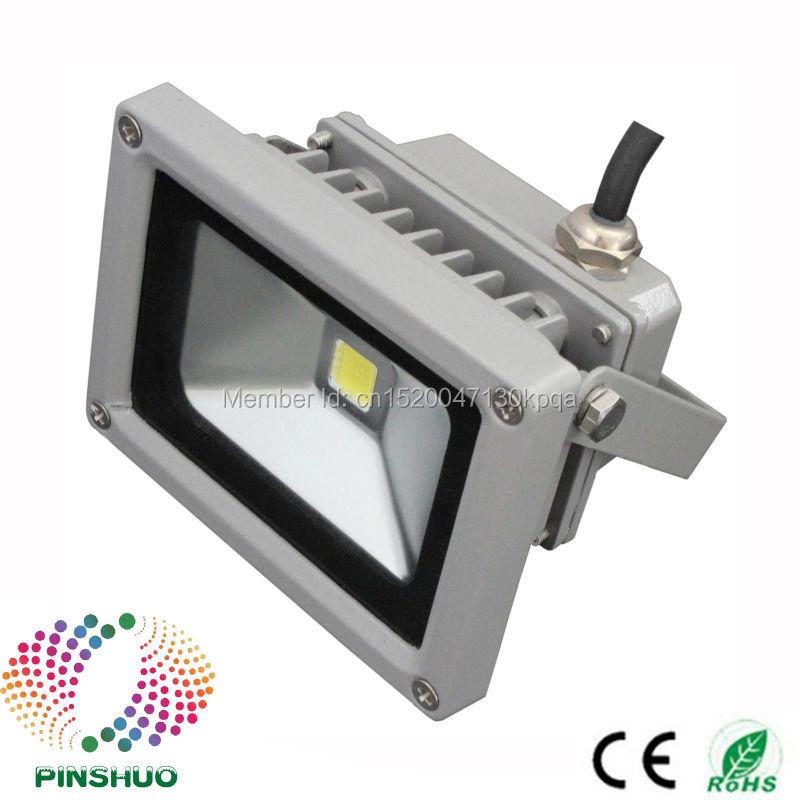 (8PCS / Lot) 3 års garanti Brigdelux Chip LED Floodlight 50W LED Flood Light Utomhus Tunnel Spot Bulb Lighting