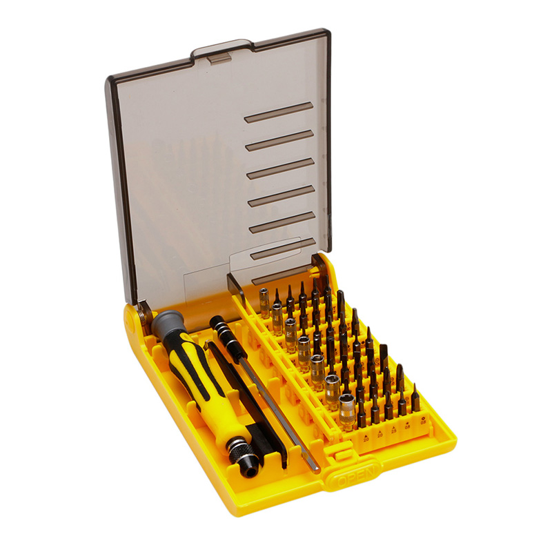 Precision 45 In 1 Electron Torx Screwdriver Tool Set Repair Computer Phone Freeshipping -Y103