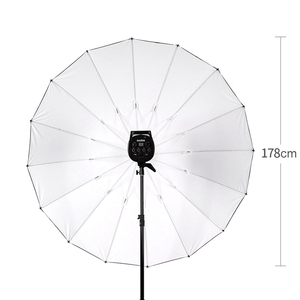 "Image 4 - Godox Studio Photogrphy 70 ""/178 ซม. สีขาวสีดำสะท้อนแสงร่มแสงร่ม"