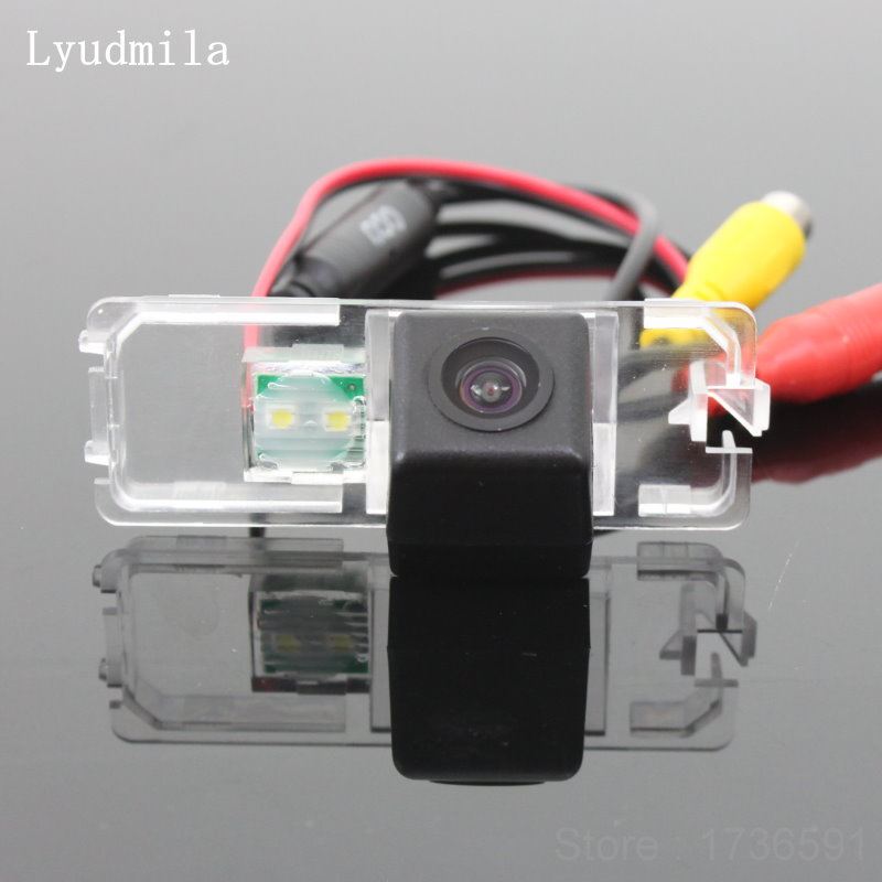 Lyudmila FOR Volkswagen Polo / GTi / Derby Hatchback / Car Rear View Camera / Back Up Reversing Camera / HD CCD Night Vision