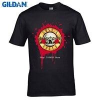 GILDAN HU GH Brand New Guns N Roses T Shirt Men S Rock T Shirt Fitness