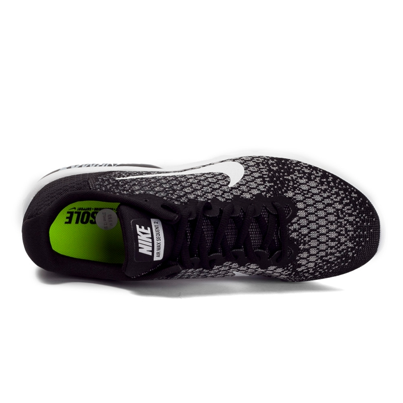 Original New Arrival 17 NIKE AIR MAX SEQUENT 2 Men's Running Shoes Sneakers 35