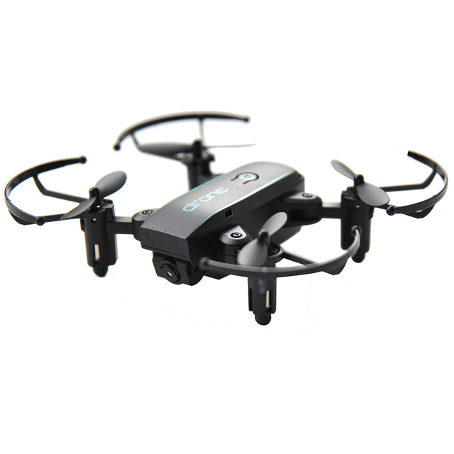 Mini RC Drone with Camera Wifi Foldable Quadcopter