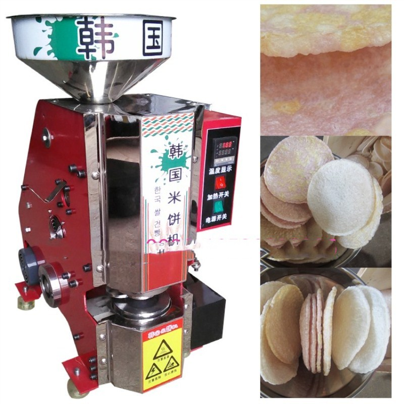 2017 new arrival Rice Cake maker Popped puffing machine,Korea crispy rice cake puffed corn snacks making machine multifunctional corn and rice puffing machine grain bulking extruder machine puffed maize snacks making machine zf