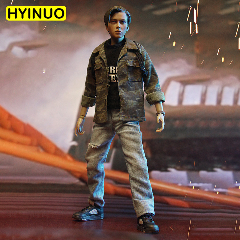 1/6 Schaal MF10 Rebel Leider John Connor Action Figure Set W/2 Sculpt Model 12' Volledige Set Action Figure poppen Speelgoed-in Actie- & Speelgoedfiguren van Speelgoed & Hobbies op  Groep 1