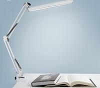 Folding Long Arm Desk Lamp LED Desk Lights Electronic Maintenance Lamp Work Lights Led Desk Lamp