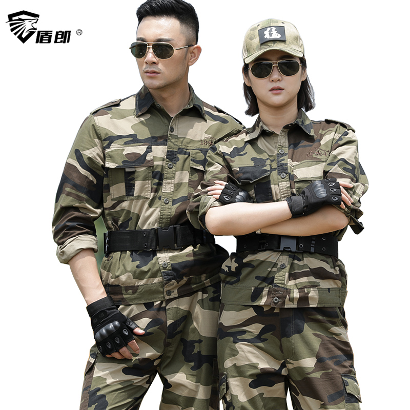 Military Novelty & Special Use Winter Military Uniform Tactical Camouflage Hunting Clothing Men Cotton Combat Shirt Cargo Pants Us Army Sets Uniforme Militar