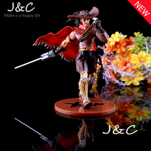 Action Figure LOL Fiora PVC Anime The Grand Duelist Metal Gear Solid 15cm Laurent Jumping sword Toys gift collection Model