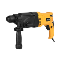 DEKO GJ180 220V 26mm 4 Functions AC Electric Rotary Hammer with BMC and 5pcs Accessories Impact Drill Power Drill Electric Dril