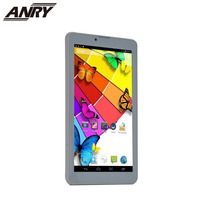 ANRY 7 inch tablet pc 3G call HD screen Android 4.4 MTK6572 Dual Core 512M RAM 4GB ROM Big Battery 3500mAH
