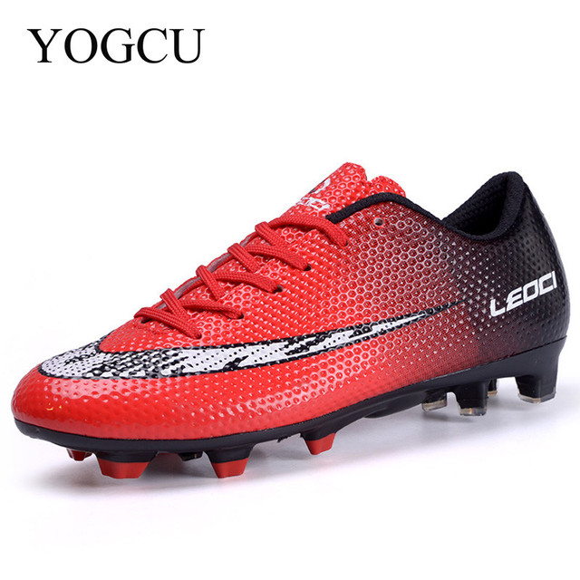 YGOCU Football Boots Futsal Men Original Shoes Soccer Cleats Superfly Kids  Cleats Superfly Sneakers Football Shoes Women Size 4 b082ae758911