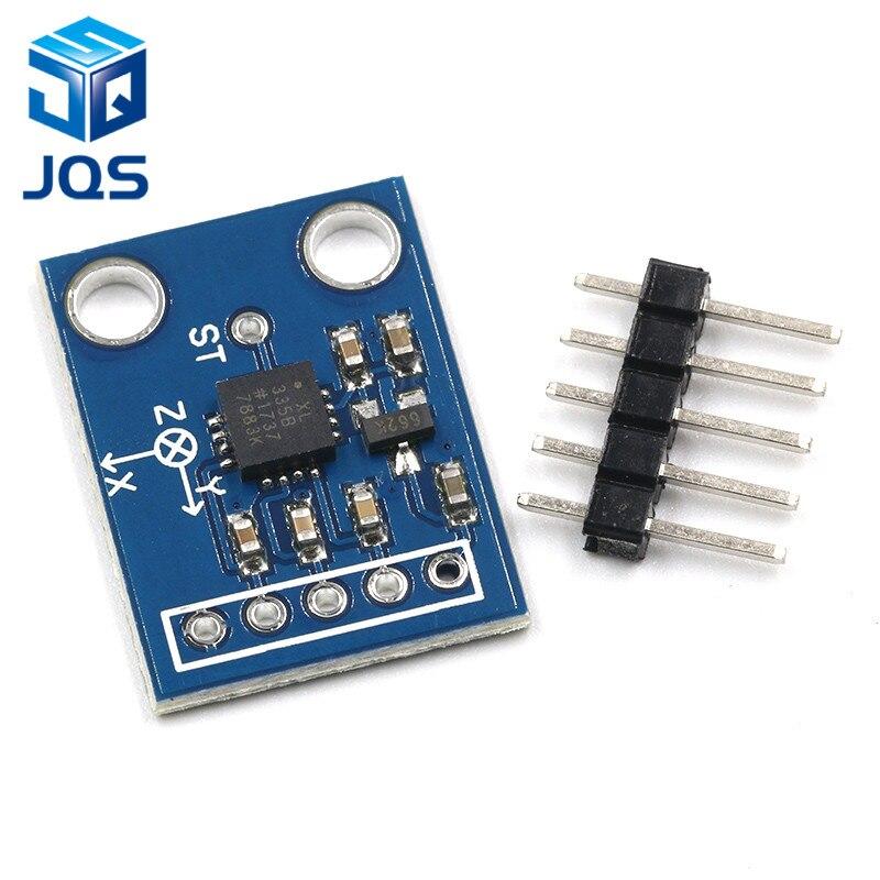 GY-61 ADXL335 Acelerometro 3-Axis Analog Output Accelerometer Module Angular Transducer 3V-5V
