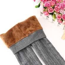 Grils Leggings 2019 Winter Warm Leggings Pants For Kids Leggings For Girls Elastic Waist Cotton Girl Thick Trousers Pants