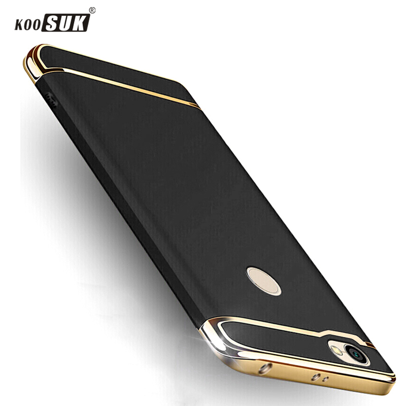 Ultra Thin 3 in 1 Full Protection Phone Case For OPPO A73 Metal Matte Silky Back Cover For OPPO F5 A77 F3 A71 Phone Cases image