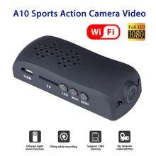 BOBLOV A10 1920*1080 8MP 60FPS H.264 Mini Wifi Infrared Sports Action Camera Digital Video Recorder Night Vision DVR