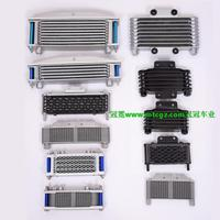 zongshen loncin yx 125cc 140cc 150cc radiator klx crf dhz dirt pit bike motorcycle radiator oil cooler accessories free shipping