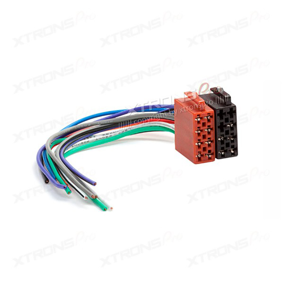 high quality wiring harness connectors buy cheap wiring harness universal car male iso stereo wiring harness connector adapter plug wire cable auto radio power adaptor