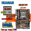 HUANAN Golden Deluxe Version X79 Gaming Motherboard LGA 2011 ATX Combos E5 2670 C2 SR0KX 4