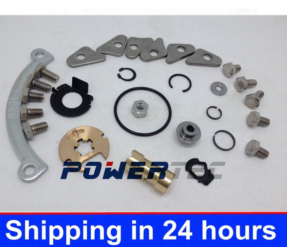 Prix pour KKK K03 K04 Turbocompresseur kit de réparation 5303-970-0063 5303-970-0051 5303-970-0056 turbo pour plus de AUDI/VW/FORD/BMW véhicules
