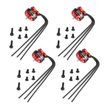 Hot! RC Motor 4pcs Electric Brushless Motor for RC D1103B 8000KV 1-3S 80 90 100mm Micro FPV Racing Drone Multirotor Quadcopter