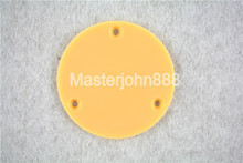 Groß 10 stücke Creme 1 PLY Pickguard E-gitarre Switch Plate Covers Für LP E-gitarre