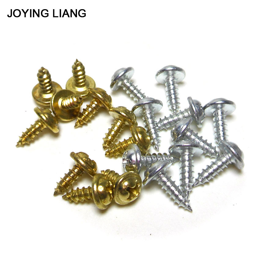 JOYING LIANG 100pcs/lot Self-tapping Screw M3 Nickel Plating Rust Prevention Pan Head Self Tapping Screw M3*8 M3x10 M3*12mm 100pcs lot m3 truss head self tapping screw steel with black m3 6 8 10 12 16 20 25 30