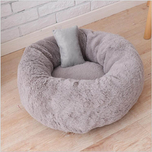 Warmth Cat Nest Bed  Pet Dog 6 Color Necessary In Winter Keep Warm Long hair