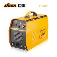 Única Máquina 3 Em 1 CT-520 CT520 TIG MMA Cortador De Corte Plasma Inversor DC máquina de solda soldador