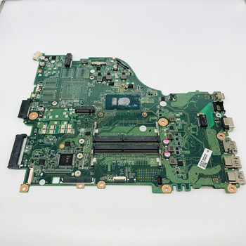 For ACER Aspire E5-575 E5-575G Laptop motherboard I5-6267U CPU DAZAAMB16E0 NBGE611004 Mainboard