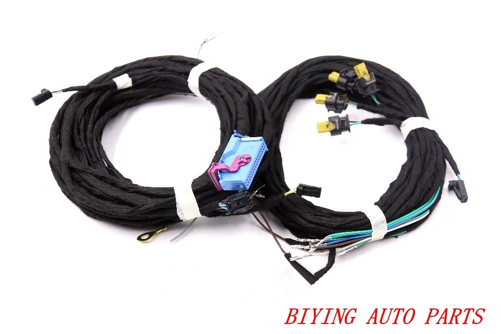 Keyless Entry Kessy system cable Start stop System harness Wire Cable For Audi A4 B8 Q5