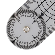 360 Degree Measuring Tool Spinals Goniometer Protractors Use