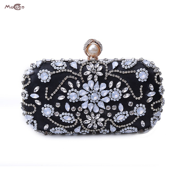 Moccen Evening Handbag Clutch Bag Bags Handbags Women Famous Brands Wallet Female Purses And
