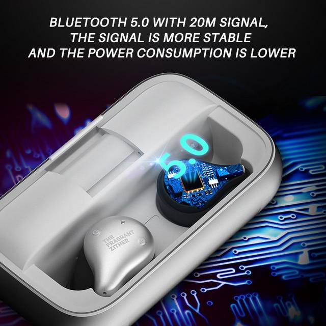 TFZ X1 True Wireless Bluetooth 5.0 Earphone Stereo Balanced Armature Driver Waterproof Mini Tws Bluetooth Earphone 6