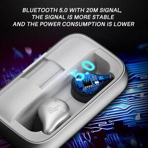 Image 3 - TFZ X1 אמיתי אלחוטי Bluetooth 5.0 אוזניות סטריאו מאוזן אבזור נהג עמיד למים מיני Tws Bluetooth אוזניות