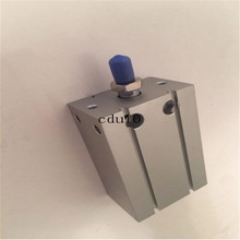 Small free installation multi-position multi-faceted fixed cylinder CDU20-10 15 20 25 30 40 50 with magnetic