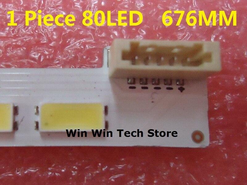 LJ64-03479A LED strip SLED 2012SGS55 7030L 80 Rev1.0 1 pieces=80LED 676MM 2012SG555LJ64-03479A LED strip SLED 2012SGS55 7030L 80 Rev1.0 1 pieces=80LED 676MM 2012SG555