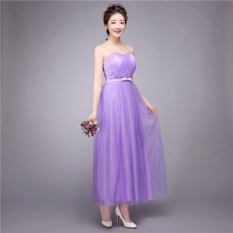 Lujo Vestidos De Dama Al Por Mayor Baratos Imágenes - Vestido de ...