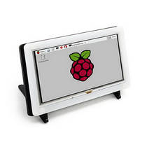 Raspberry Pi computer 5 inch HDMI LCD USB 5 inch Touch screen Touchscreen TFT display Met Bicolor Case