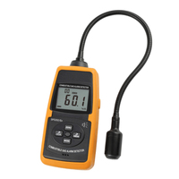 SPD202/EX Combustible,Natural gas detector Flammable Gas Leak Detector sensor Alarm with tool box