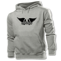 Aerosmith Classic Rock Music Steven Tyler IMPERIAL EAGLE Men's Cotton Graphic Hoodie Sweatshirt Personality Hooded Pullover