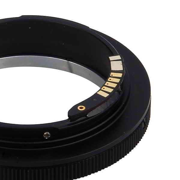 Pixco AF Confirm Non-autofocus L.ens Adapter Suit For C.anon FD Lens to C.anon E.OS EF Camera No Glass 5D,7D,30D,40D,50D
