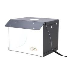 新しいsanotoミニフォトスタジオ背景ポータブルソフトボックスledライト写真ボックス倍フォトスタジオソフトボックス