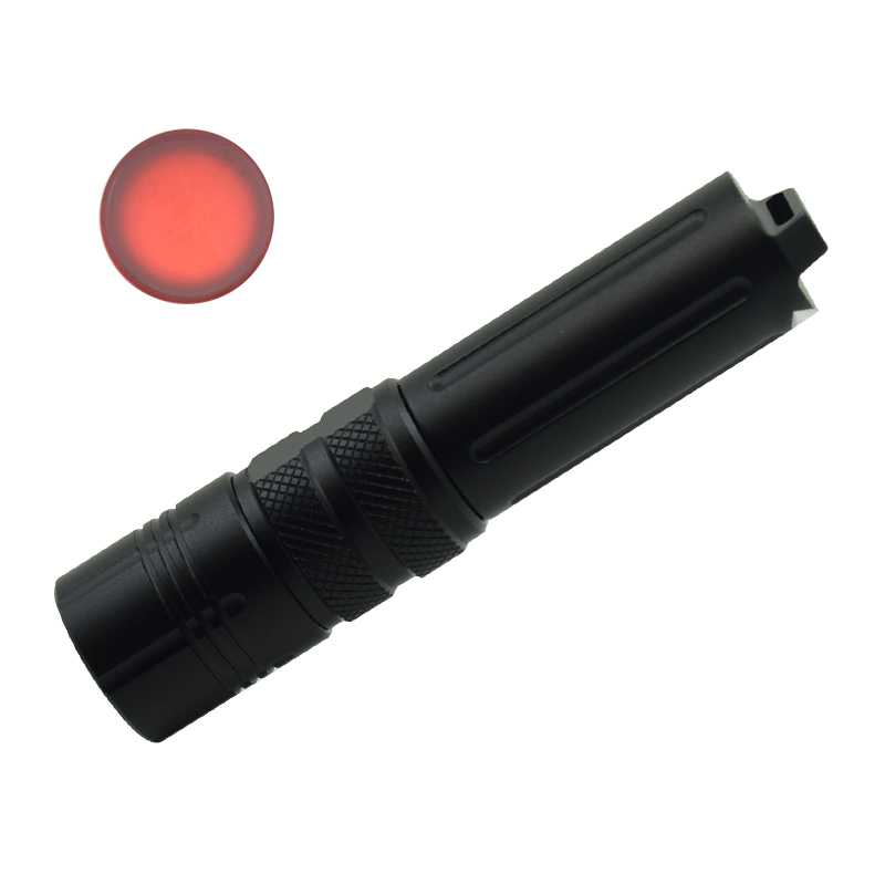 Diving Flashlight XML L2 LED 100M Diver Underwater Waterproof Torch Lamp White Red Light Scuba Flashlights+18650 Battery+Charger