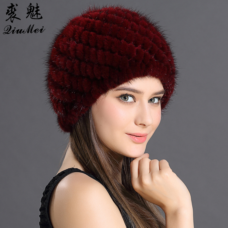 Γυναικεία καπέλα χειμωνιάτικα Καπέλα - Αξεσουάρ ένδυσης - Φωτογραφία 3