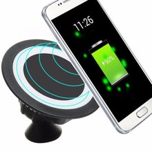 Universal Qi Wireless Charger Dock Car Holder Charging Charger Pad For Samsung S7 Edge LG iPhone HTC Smartphone