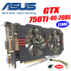 Asus GTX 750TI OC 2GD5 Power Cable GTX750TI GTX 750TI 2G DDR5 128Bit PC Desktop Graphics