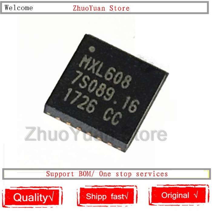 10PCS lot MXL608 MXL608-AG-T QFN-24 New original IC Chip
