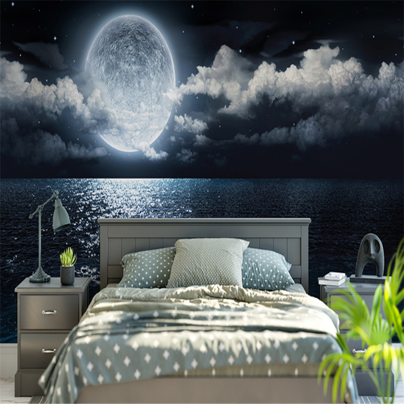 custom modern any size 3d photo high quality non-woven wallpaper wall murals 3d wallpaper sofa background wall for bedding room beautiful net color decorative pattern design of modern household wall paint murals background wallpaper with high quality papel