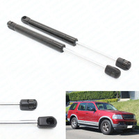 2pcs Bonnet Hood Gas Spring Lift Supports Shock Gas Struts For Ford Explorer Sport Trac 2001
