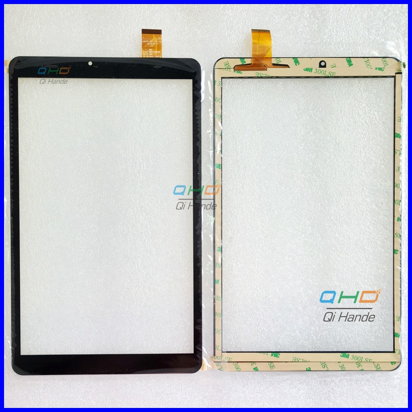 High Quality Black New For 10.1'' inch irbis tz101 touch panel Touch Screen Digitizer Sensor Replacement Free Shipping new touch screen digitizer for 8 irbis tz891 4g tz891w tz891b tablet touch panel sensor glass replacement free shipping
